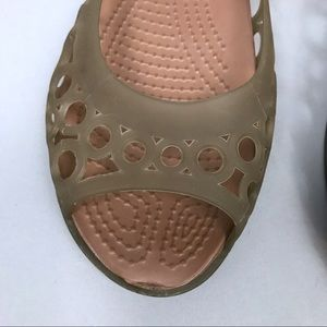e5607ea15d3264 crocs Shoes - CROCS Adrina Flat